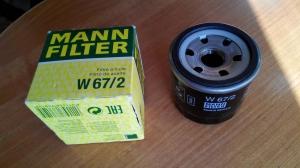 Масляный фильтр Opel Astra H